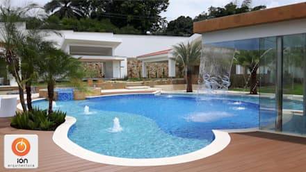 Piscinas ideas dise os y decoraci n homify for Q lar piscinas