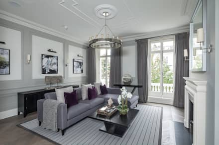 Modern living room ideas, inspiration & pictures | homify