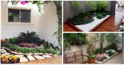 : minimalistischer Garten von press profile homify