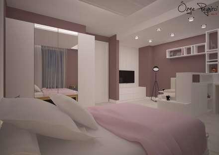 Girls Bedroom by Deniz Gökçe Mimarlık ve İnşaat