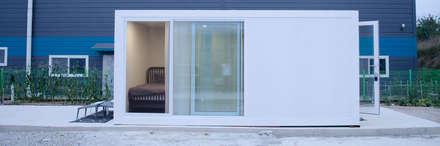 6평: 마룸의  조립식 주택