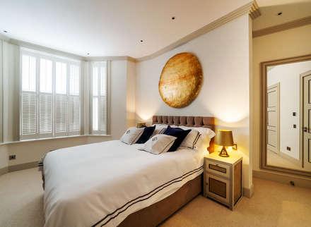 bedroom modern bedroom by prestige architects by marco braghiroli - Bedrooms Interior Design Ideas