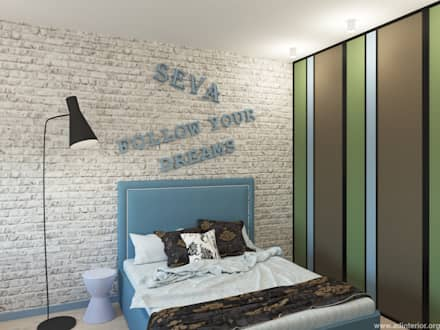 Boys Bedroom by A&D-interior