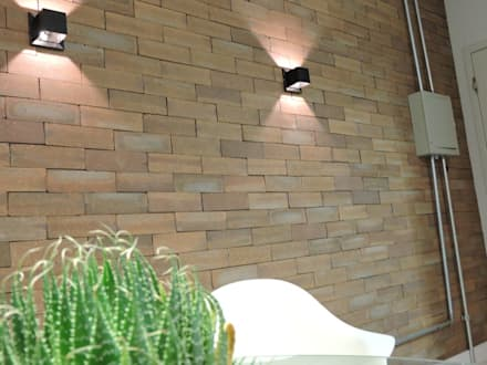 Tường by Whill Barros Arquitetura e Design