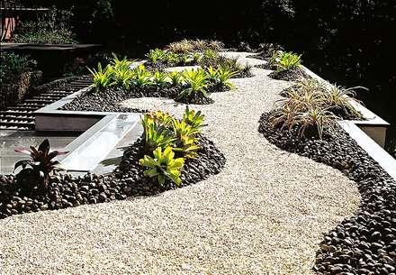 Trabalhos : Jardins modernos por Francisco jardinagem