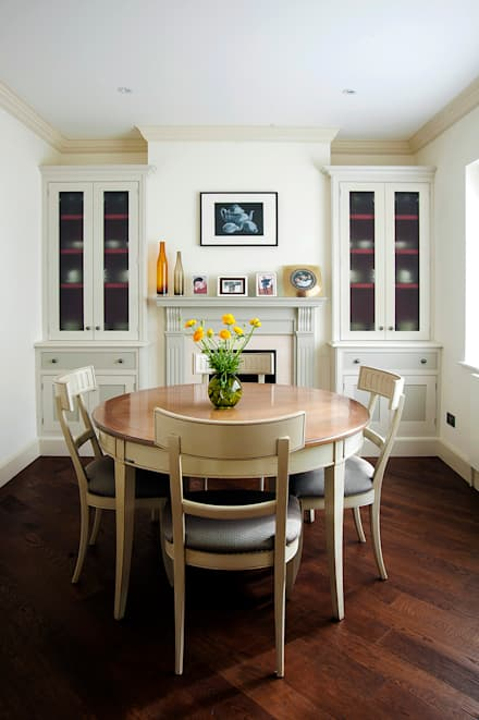 Dining Room Classic By Prestige Architects Marco Braghiroli