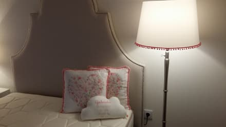 quarto de menina: Quartos de rapariga  por ANA LEITE - INTERIOR DESIGN STUDIO