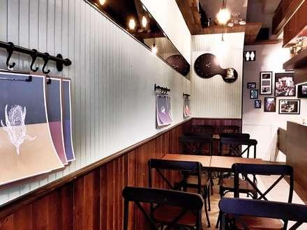 唯維早午餐:  餐廳 by X2 CREATE乘雙設計制造所