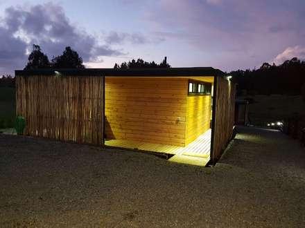 Бунгало в . Автор – Nido Arquitectos