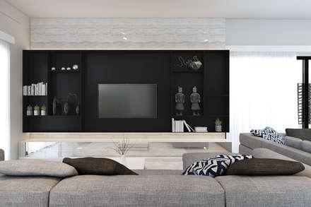 SA House:  Ruang Keluarga by ACCESS ARCHITECT
