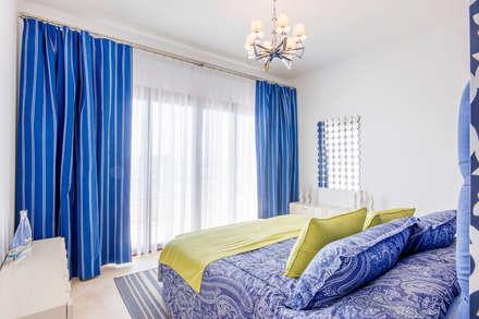 غرفة نوم تنفيذ COCA INTERIORS