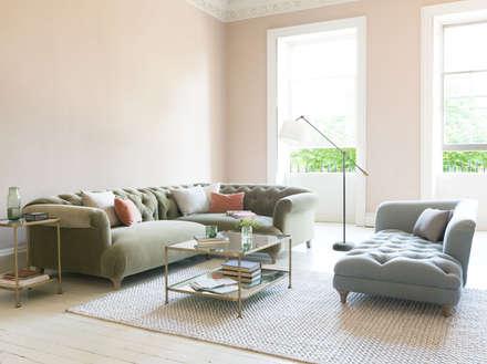 Dixie Corner Sofa Modern Living Room By Loaf