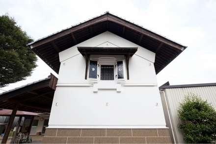 もてなしの蔵: クエストワークス一級建築士事務所が手掛けた家です。