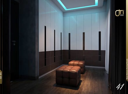 La Terra Residence: modern Dressing room by Ori - Architects
