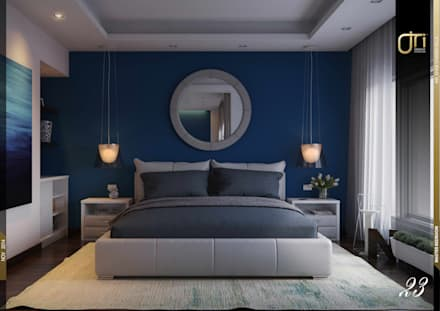 La Nouva Residence: Modern Bedroom By Ori   Architects