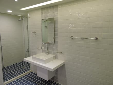 حمام تنفيذ 登品空間規劃工程有限公司