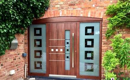 ประตูหน้า by RK Door Systems