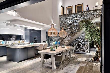 餐廳 by BNLA architecten