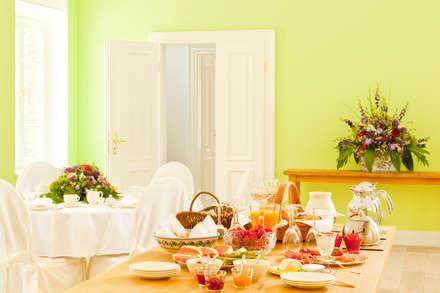 Frühstücksraum:  Hotels von CASANIER