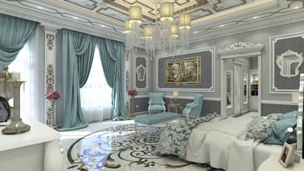 classic bedroom. classic Bedroom by R ny Classic Style Design Ideas  Pictures Homify