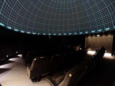 Kugelförmige Leinwand:  Museen von Ing. Christian Weißmann Ges.m.b.H.