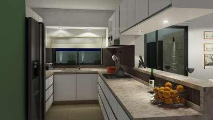 Nhà bếp by ARBOL Arquitectos