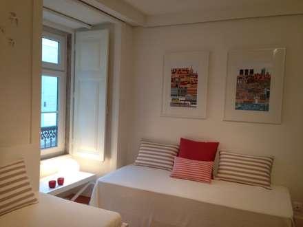 غرفة الاطفال تنفيذ Rita Glória interior design