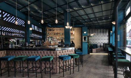 Borsalino Bar:  Bars & clubs by Lina Patsiou