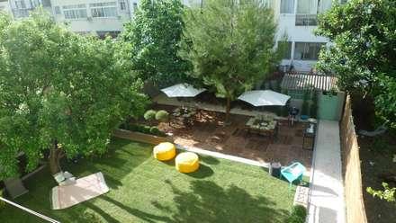 modern Garden by Rita Glória interior design