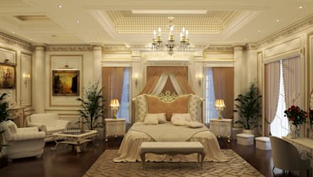 Villa Mrs. Nabila : Classic Bedroom By Rêny