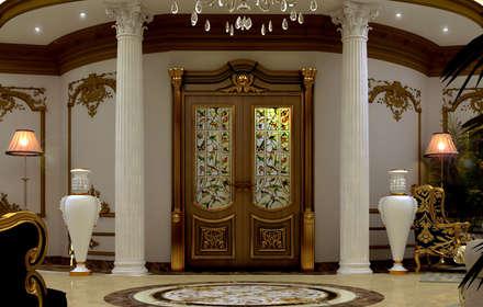 Puertas de estilo  por Rêny