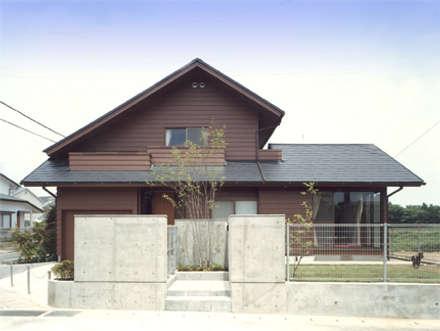 ■三橋邸( 茨城県ひたちなか市 ・文化賞受賞・洋風建築): 結設計事務所が手掛けた家です。