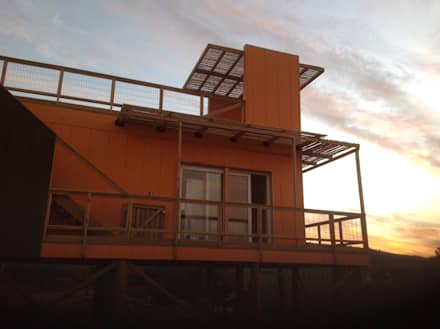 Экодома в . Автор – Arquitectura Amanda Perez Feliú