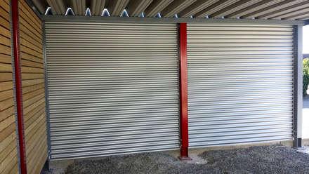 Stahlcarport Wandverkleidung:  Carport von Carport-Schmiede GmbH + Co. KG