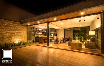 industrial Houses by Cornetta Arquitetura