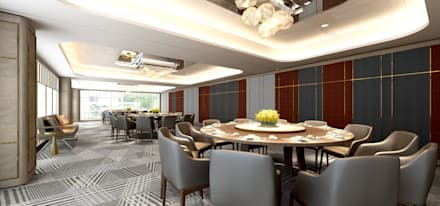 EastOcean Mei Foo:  Commercial Spaces by Artta Concept Studio