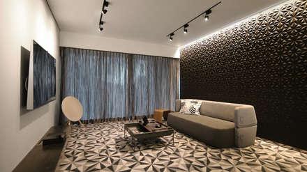 Parc Palais: modern Living room by Artta Concept Studio