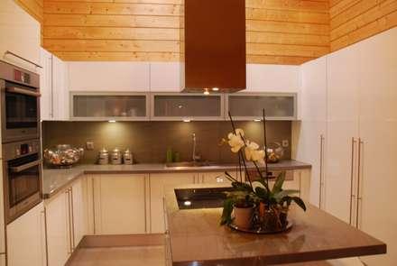Unit dapur by Rusticasa