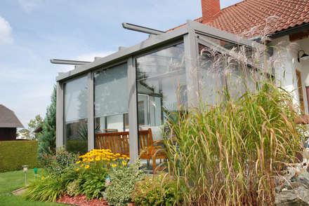 wintergarten gestaltung bilder ideen inspiration homify. Black Bedroom Furniture Sets. Home Design Ideas