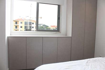 moderne Schlafzimmer von alma portuguesa
