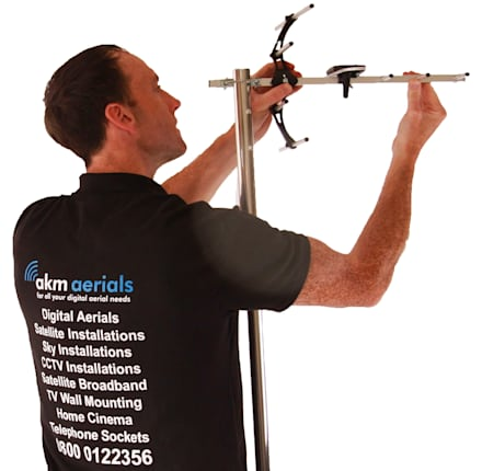 Aerial installation Yate:  Electronics by Yate Aerials