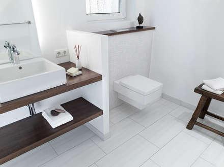 Ausgefallene badezimmer einrichtungsideen und bilder homify for Badezimmer einrichtungsideen