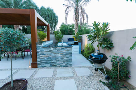 Nhà vườn by Hortus Landscaping Works LLC