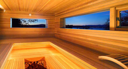 Sauna design ideas, designs, inspiration & pictures│homify