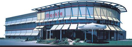 Shopping Centres by Merkle GmbH     Die Marke für Rollladen und Sonnenschutz