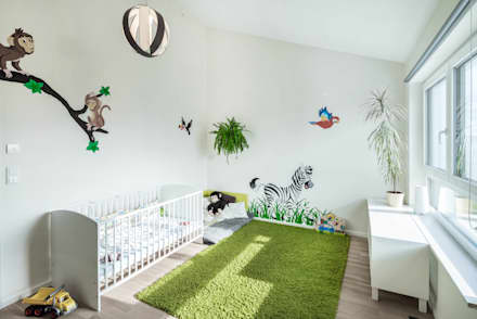 Baby room by wir leben haus