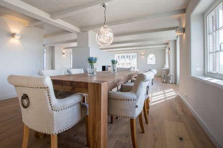 High End Homestaging Auf Sylt: Landhausstil Esszimmer Von Home Staging Sylt  GmbH