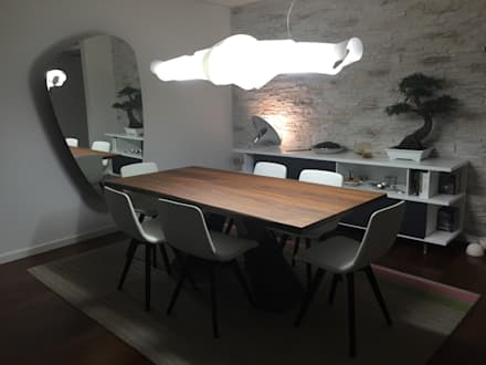 Ambiente: Salas de jantar clássicas por MyStudiohome