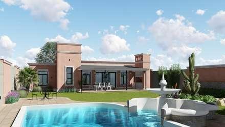 บ้านและที่อยู่อาศัย by ARBOL Arquitectos