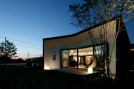 加須の家: arc-dが手掛けた家です。